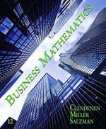 Business Mathematics - Gary Clendenen