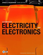 Automotive Electricity and Electronics - James D. Halderman