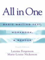 All in One : Basic Writing Text, Workbook, and Reader - Laraine Fergenson