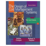 Design of Cost Management Systems - Robin Cooper