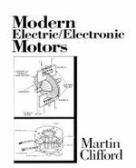 Modern Electric/Electronic Motors - Martin Clifford