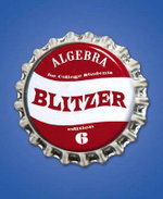 Algebra for College Students : Blitzer Developmental Algebra Ser. - Robert F. Blitzer