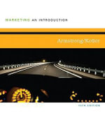 Marketing : An Introduction - Gary Armstrong