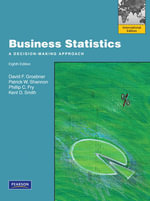Business Statistics :  A Decision-Making Approach: Student Solutions Man... - David F. Groebner
