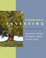 Fundamentals of Investing - Lawrence J. Gitman