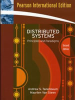 Distributed Systems : Principles and Paradigms - Andrew S. Tanenbaum