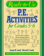 Ready-to-use PE Activities Grades 5-6 Book 3 : bk. 3 - Joanne M. Landy