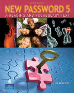 New Password 5: (without MP3 Audio CD-ROM) : A Reading and Vocabulary Text - Lynn Bonesteel