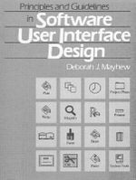 Principles and Guidelines in Software User Interface Design - Deborah J. Mayhew