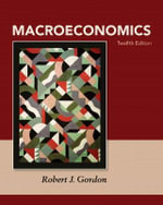 Macroeconomics : Pearson Series in Economics (Hardcover) - Robert J. Gordon