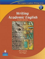 Writing Academic English with Criterion Publisher's Version - Alice Oshima