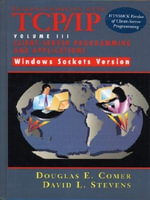 Internetworking with TCP/IP : Client-Server Programming and Applications-Windows Sockets Version v. 3 - Douglas E. Comer