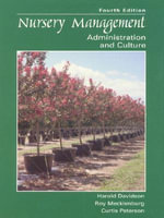 Nursery Management : Administration and Culture - Harold Davidson