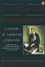From Puritanism to Postmodernism : A History of American Literature - Malcolm Bradbury