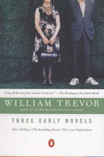 Three Early Novels :