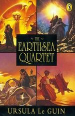 Earthsea Quartet : The Wizard of Earthsea, Tombs of Atuan, Farthest Shore, Tehanu - Ursula K. Le Guin