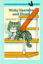 Nicky Upstairs and down : Level 1 - Harriet Ziefert