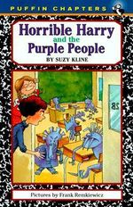 Horrible Harry and the Purple People : Puffin Chapters - Suzy Kline