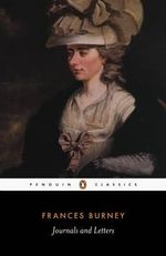 Journals and Letters - Frances Burney
