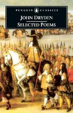 Selected Poems : Penguin Classics - John Dryden