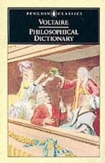 Philosophical Dictionary : Penguin Classics - Voltaire