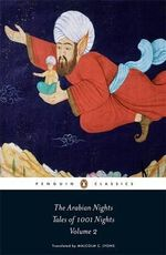 The Arabian Nights : Tales of 1,001 Nights : Volume 2 - Malcolm Lyons