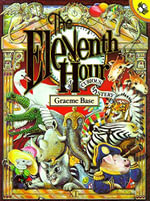 The Eleventh Hour : A Curious Mystery - Graeme Base