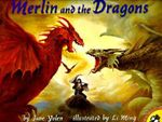 Merlin and the Dragons : Picture Puffins - Jane Yolen