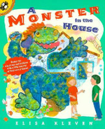 A Monster in the House - Elisa Kleven
