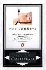 The Sonnets  - Shakespeare William