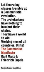 Penguin Books Great Ideas: The Communist Manifesto :  The Communist Manifesto - Karl Marx