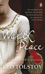War and Peace :  Pocket Penguin Classics - L.N. Tolstoy