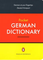 Penguin Pocket German Gictionary : English-Deutsch German-English