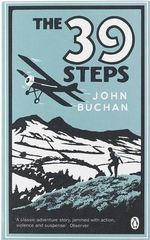 The Thirty Nine Steps  :  Pocket Penguin Classics The - John Buchan