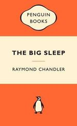 The Big Sleep : Popular Penguins - Raymond Chandler