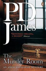 The Murder Room : Inspector Adam Dalgliesh Series : Book 12 - P. D. James