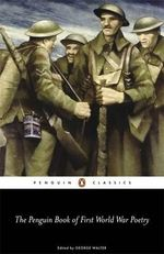 The Penguin Book of First World War Poetry - Various