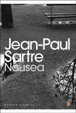 Nausea :  With Introduction - Jean-Paul Sartre