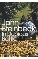 In Dubious Battle - John Steinbeck