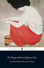 The Penguin Book of Japanese Verse - Geoffrey Bownas