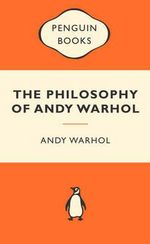 The Philosophy Of Andy Warhol : Popular Penguins - Andy Warhol