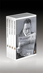 The Essential Camus Boxed Set : The Myth of Sisyphus, The Outsider, The Plague, The Rebel - Albert Camus