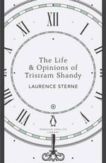 Tristram Shandy : Penguin English Library - Laurence Sterne