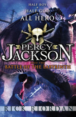 Percy Jackson and the Battle of the Labyrinth 4 - Rick Riordan