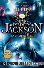 Percy Jackson and the Last Olympian 5 - Rick Riordan