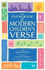 The Puffin Book of Modern Children's Verse - Patten Brian