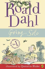 Going Solo - Roald Dahl
