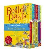Roald Dahl's Scrumdidlyumptious Story Collection - Roald Dahl