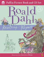 Revolting Rhymes (Book and CD) - Roald Dahl