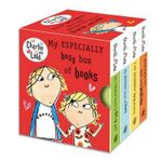 Charlie And Lola : My Especially Busy Box Of Books :  My Especially Busy Box of Books - Child Lauren